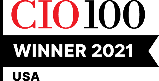 CIO 100 Winner 2021 USA (Colour, Positive)